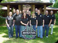 Contact Wheaton - Steel Detailing, Texas